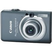 Canon PowerShot SD1200 IS 10 Megapixels Digital Camera (Dark Gray)