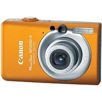 Canon PowerShot SD1200 IS 10 Megapixels Digital Camera (Orange)