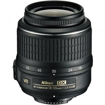 Canon 18-55mm f/3.5-5.6 Standard Zoom Auto Focus Lens
