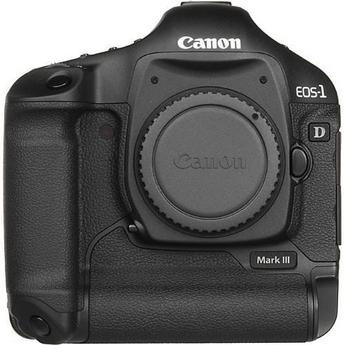 Canon EOS-1D Mark III 10.1 Megapixel Digital SLR Camera