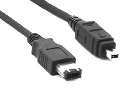 IEEE-1394 4-6 Pin Firewire Cable