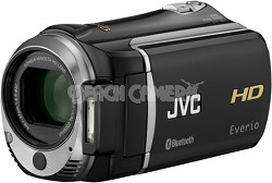JVC Everio GZ-HM550B 32G and SD/SDHC card slot High-Def Camcorder