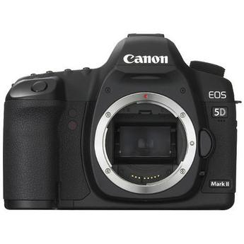 Canon EOS 5D Mark II Digital Camera (Camera Body)