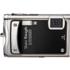 Olympus Stylus Tough-8000 Digital Camera - Black