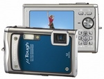 Olympus Stylus Tough-8000 Digital Camera - Blue- ON SALE!!