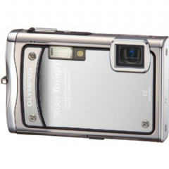 Olympus Stylus Tough-8000 Digital Camera - Silver