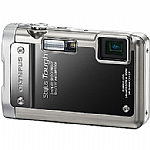Olympus Stylus Tough 8010 14 MP Digital Camera - Black