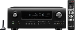 Denon AVR3312CI 7.2 Channel Black AV Home Theater Network Receiver