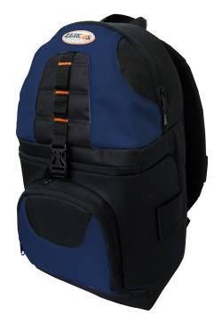 All-Weather Deluxe All-Weather SLR Camera Backpack Case - Blue