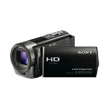 Sony HDR-CX130 HD Flash Camcorder, BLACK