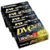 5 Pack Of 60 Minute Mini Dv Cassette