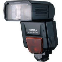 Sigma EF-500 DG Super i-TTL Shoe Mount Auto Focus Flash Nikon Mount