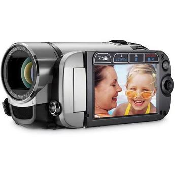 Canon FS200 Flash Memory Camcorder (Silver) Factory Service