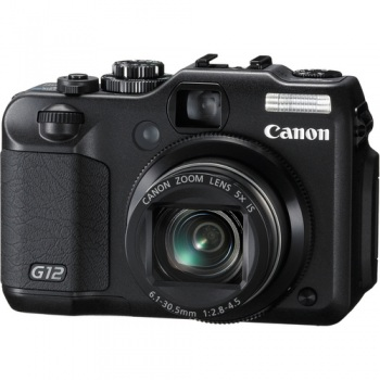 Canon PowerShot G12 10 Megapixel Digital Camera