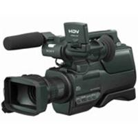 Sony HVR-HD1000U HD Camcorder W/1-Year USA Warranty