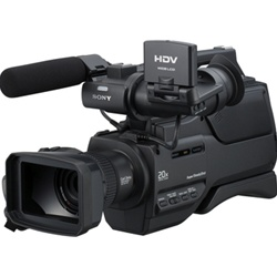 Sony HVR-HD1000U Digital High Definition HDV Camcorder Retail Kit w/Battery & Charger