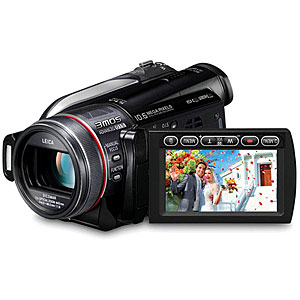 Panasonic HDC-HS300 120GB HDD High Definition Camcorder