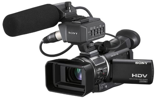 Sony HVRA1 Professional HDV Camcorder