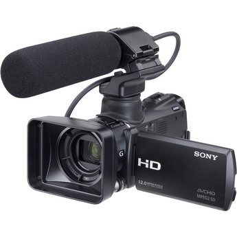 Sony HXR-MC50U Ultra Compact Pro AVCHD Camcorder Retail Kit w/Battery & Charger
