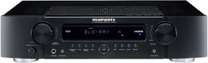 Marantz NR1501 7.1-Channel Home Theater Receiver