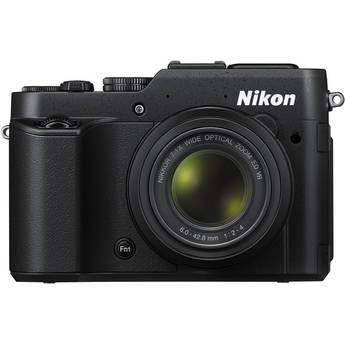 Nikon COOLPIX P7800 Digital Camera