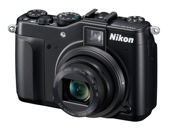Nikon Coolpix P7000, 10 Megapixel, Digital Camera