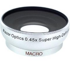 49MM Professional Titanium High Resolution Wide Angle Lens