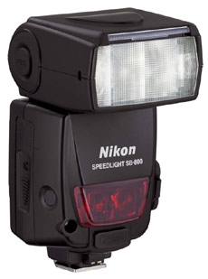 Nikon SB-800 Speedlight i-TTL Shoe Mount Flash