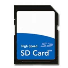 2GB Professional High-Speed SD Memory Card