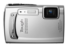Olympus TG-610 Digital Camera - Silver