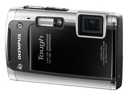 Olympus TG-610 Digital Camera - Black