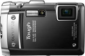 Olympus TG-810 Digital Camera - Black