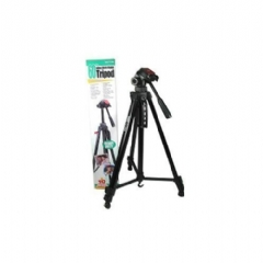 VidPro 60 inch Three-Way Head Heavy Duty Tripod