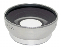 62MM .5 Wide Angle Lens