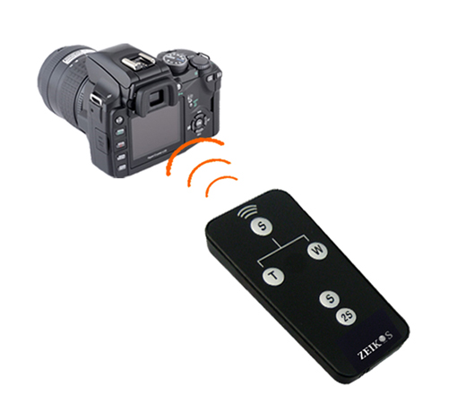 Wireless Remote for Digital SLR