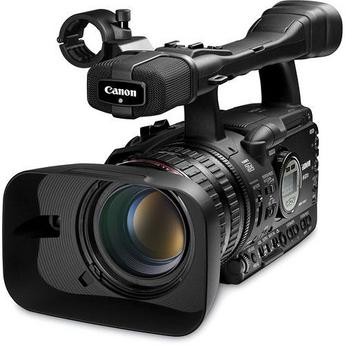 Canon XH-G1s 3CCD HDV Camcorder