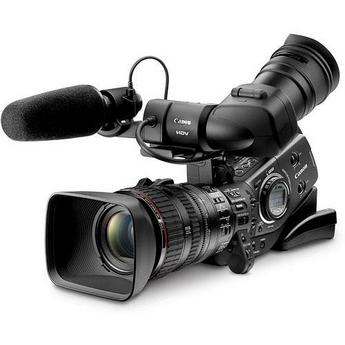 Canon XL-H1s 3-CCD High Definition Camcorder