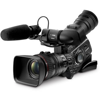 Canon XL-H1s HD Professional Camcorder