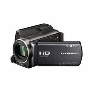 Sony HDR-XR150 120GB High Definition HDD Handycam Camcorder USA Retail Kit