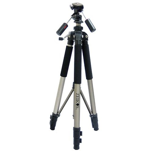 77-IN Professional Heavy Duty Photo & Video Tripod