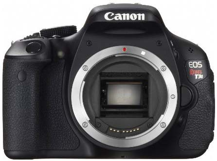 Canon EOS Rebel T3I Digital Camera - Body Only