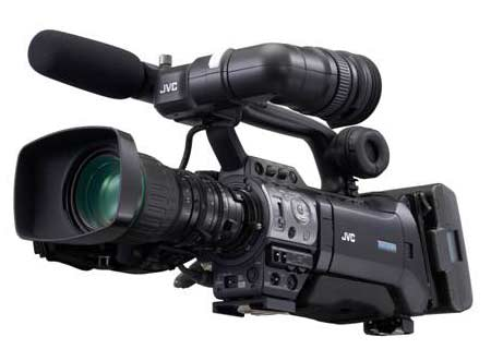 JVC GY-HM750 ProHD Compact Shoulder Camcorder