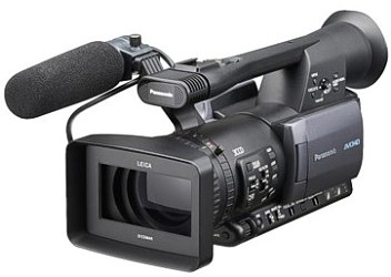 AG-HMC155 AVCHD 3CCD Flash Memory Professional Camcorder