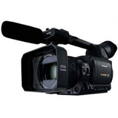Panasonic AG-HVX200A 3-CCD P2/DVCPRO HD Format Camcorder with Widescreen Aspect Ratio, 720p, 1080i and 24-Frame HDTV Recording