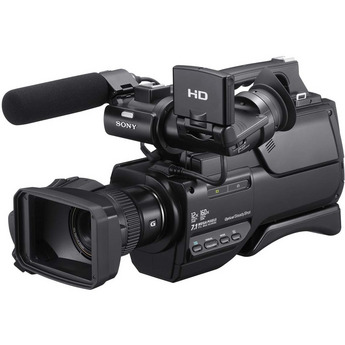 Sony HXR-MC2000U Shoulder Mount AVCHD Camcorder USA KIT
