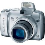 Canon PowerShot SX110 IS Digital Camera (Silver)