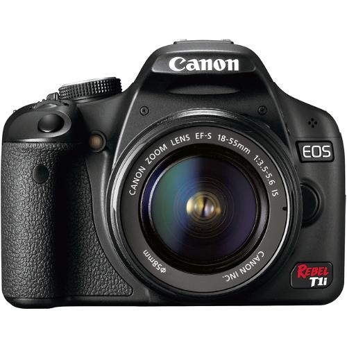 Canon EOS Rebel T1i Digital SLR Camera (Camera Body)
