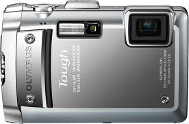 Olympus TG-810 Digital Camera - Silver