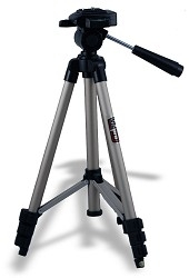 Vidpro 52-In Tripod with 3-Way Quick Release