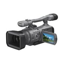 Sony HDR-FX7 3-CMOS Sensor HDV High-Definition Handycam Camcorder with 20x Optical Zoom USA Retail Kit w/Battery & Rapid Charger